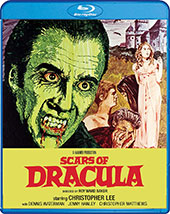 Scars of Dracula Blu-Ray Cover