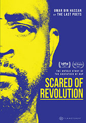 Scared of Revolution DVD Cover