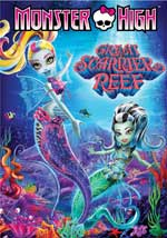 DVD Cover for Monster High: Great Scarrier Reef
