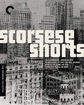 Scorcese Shorts Criterion Collection Blu-Ray Cover