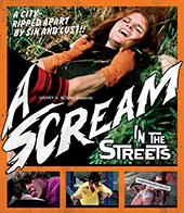 A Scream in the Streets Blu-Ray Cover