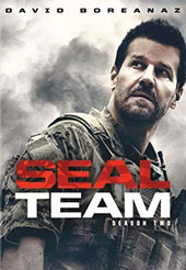 Seal Team: Season Two DVD Cover