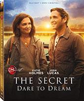 The Secret: Dare to Dream Blu-Ray Cover