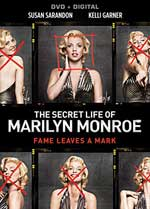 The Secret Life of Marilyn Monroe DVD Cover