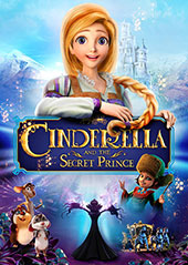 Cinderella and the Secret Prince DVD Cover