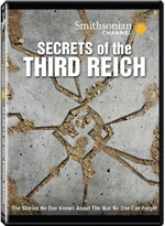 DVD Cover for Secrets of the Third Reich