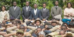 David Oyelowo leads the peaceful protest in the top 2014 drama Selma.