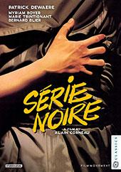 Série Noir Blu-Ray Cover