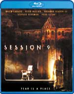 Session 9 Blu-Ray Cover