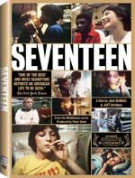 DVD Cover for Seventeen