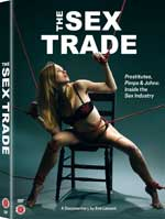 DVD Cover for The Sex Trade