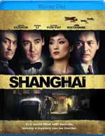 Shanghai Blu-Ray Cover