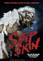 DVD Cover for Sheep Skin
