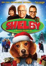 DVD Cover for Shelby