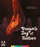 Shogun's Joy of Torture Blu-Ray Cover