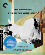 The Criterion Collection Blu-Ray Cover for The Shooting/Ride in the Whirlwind