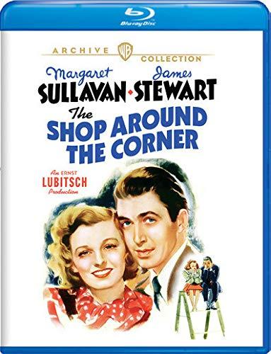 The Shop Around the Corner Blu-Ray Cover