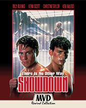Showdown Blu-Ray Cover