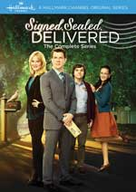 DVD Cover for Signed, Sealed, Delivered: The Series