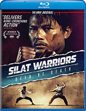 Silat Warriors: Deed of Death Blu-Ray Cover