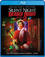 Silent Night, Deadly Night Part 2 Blu-Ray Cover