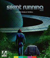 Silent Running Blu-Ray Cover