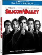 Silicone Valley: Season 1 Blu-Ray Cover