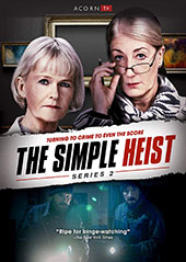 The Simple Heist, Series 2 DVD Cover
