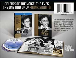 The Frank Sinatra 5 Film Collection Box Set