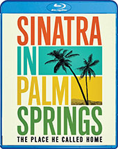 Sinatra in Palm Springs Blu-Ray Cover