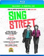 Sing Street Blu-Ray Cover