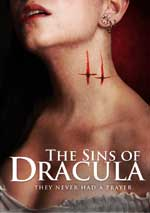 DVD Cover for The Sins of Dracula