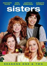 DVD Cover for Sisters Season One and Two