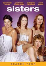 DVD Cover for Sisters: Season 4