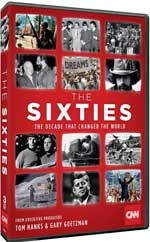 DVD Cover for The Sixties