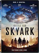 DVD Cover for Battle for Skyark