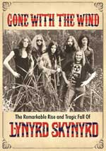 DVD Cover for Lynyrd Skynyrd - Gone With the Wind