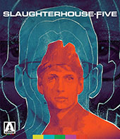 Slaughterhouse-Five Blu-Ray Cover
