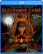 Sleepaway Camp Blu-Ray Cover
