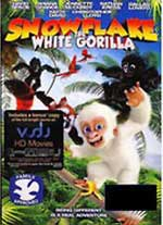Snowflake, the White Gorilla DVD Cover