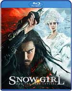 Snow Girl and the Dark Crystal Blu-Ray Cover