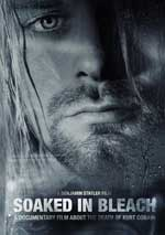 DVD Cover for Soaked in Bleach