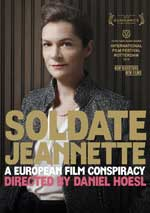 DVD Cover for Soldate Jeanette