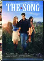 DVD Cover for The Song