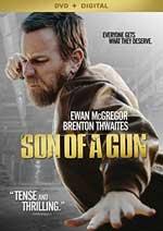 DVD Cover for Son of a Gun
