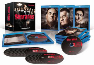 Sopranos: The Complete Series Box Set