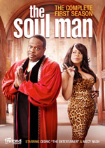 DVD Cover for The Soul Man: Season One