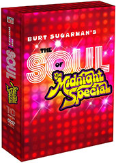 The Soul of the Midnight Special Blu-Ray Cover