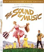 DVD Cover for The Sound of Music 50th Anniversary