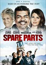DVD Cover for Spare Parts